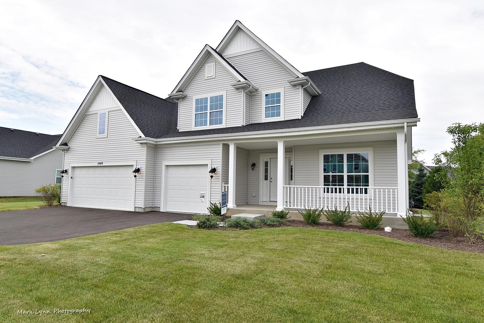 1445  Beed,  ELBURN, Illinois