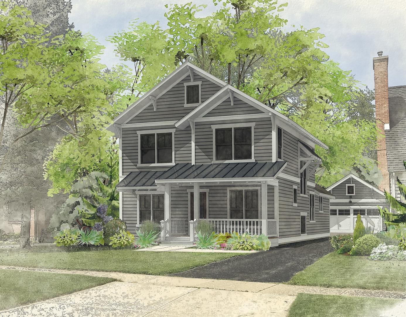536 Mckinley Avenue, Libertyville, Illinois 60048