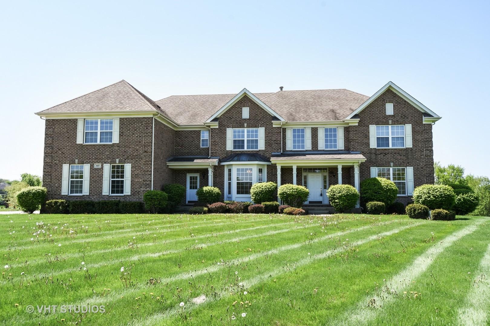 813 Magnuson Court, Barrington Hills, Illinois 60010