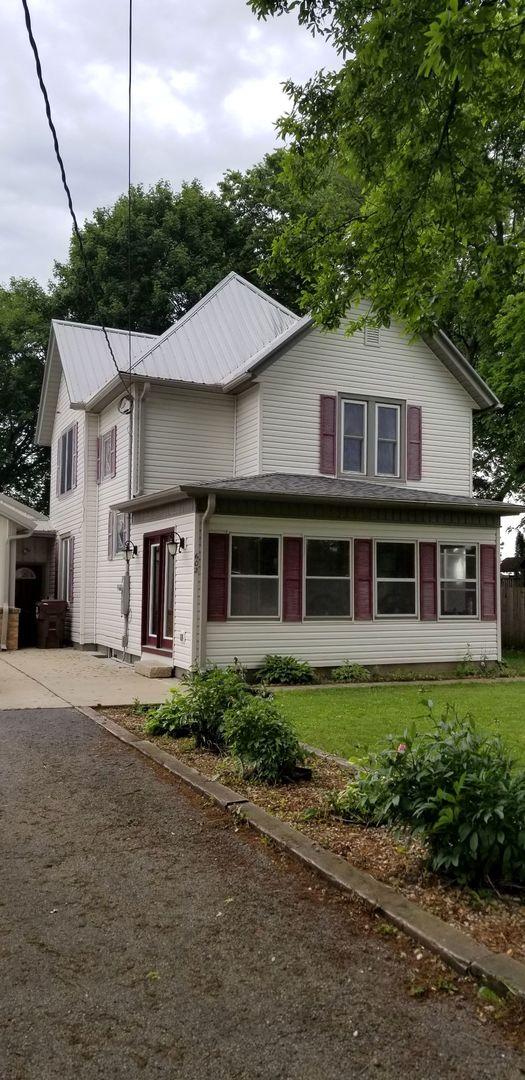 602 North 4th, ASHTON, Illinois, 61006