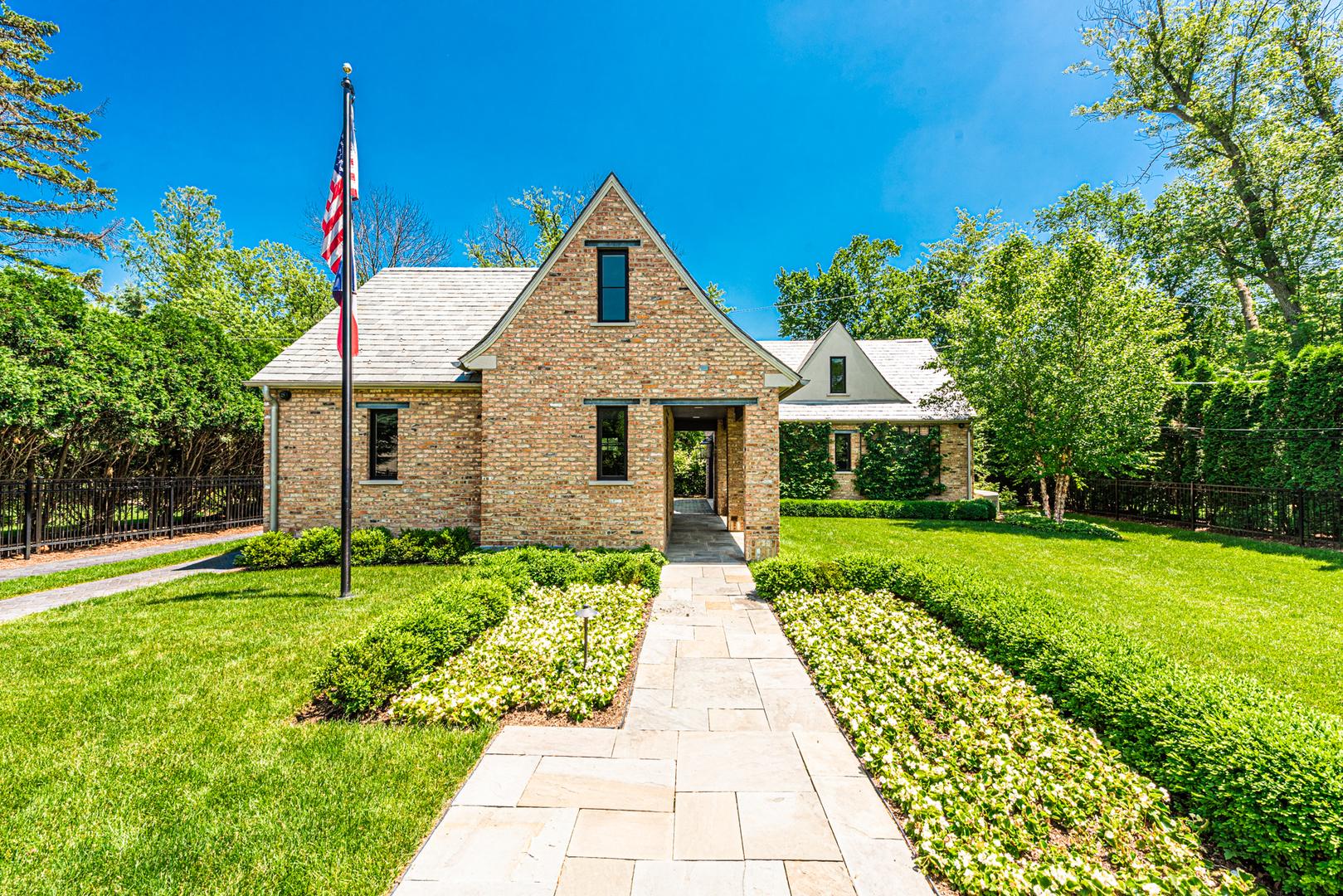 827 South Oak, Hinsdale, Illinois, 60521