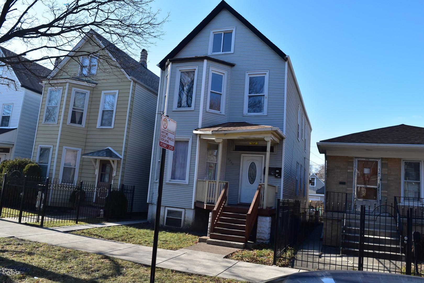 4340 South MAPLEWOOD, CHICAGO, Illinois, 60632