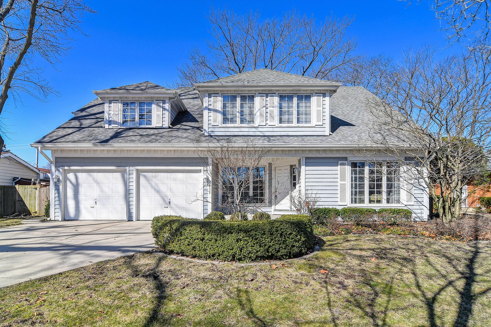 832 South Stough Street, Hinsdale, Illinois 60521