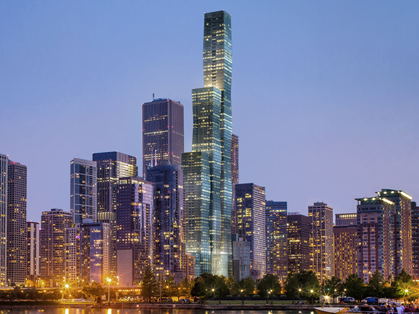 363 E Wacker Drive 1707, Chicago, IL 60601
