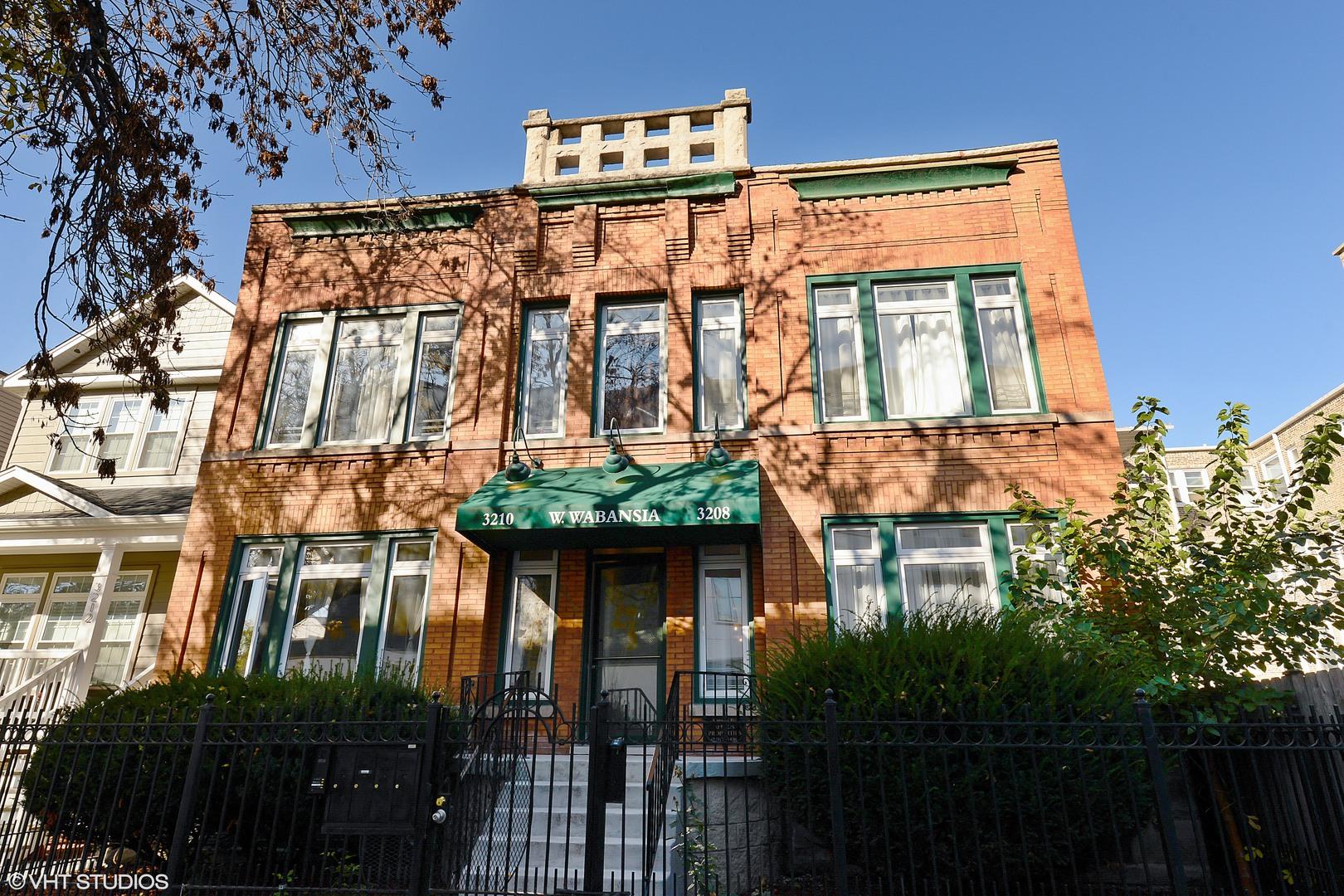 West Wabansia Ave., CHICAGO, IL 60647