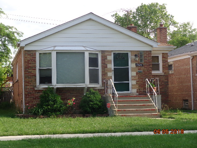 3424 West 84th, CHICAGO, Illinois, 60652