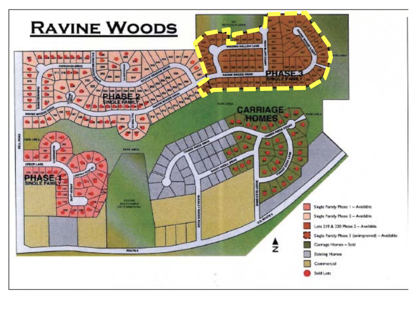 Property for sale at 68 Lots Ravine Woods Drive, Channahon,  IL 60410