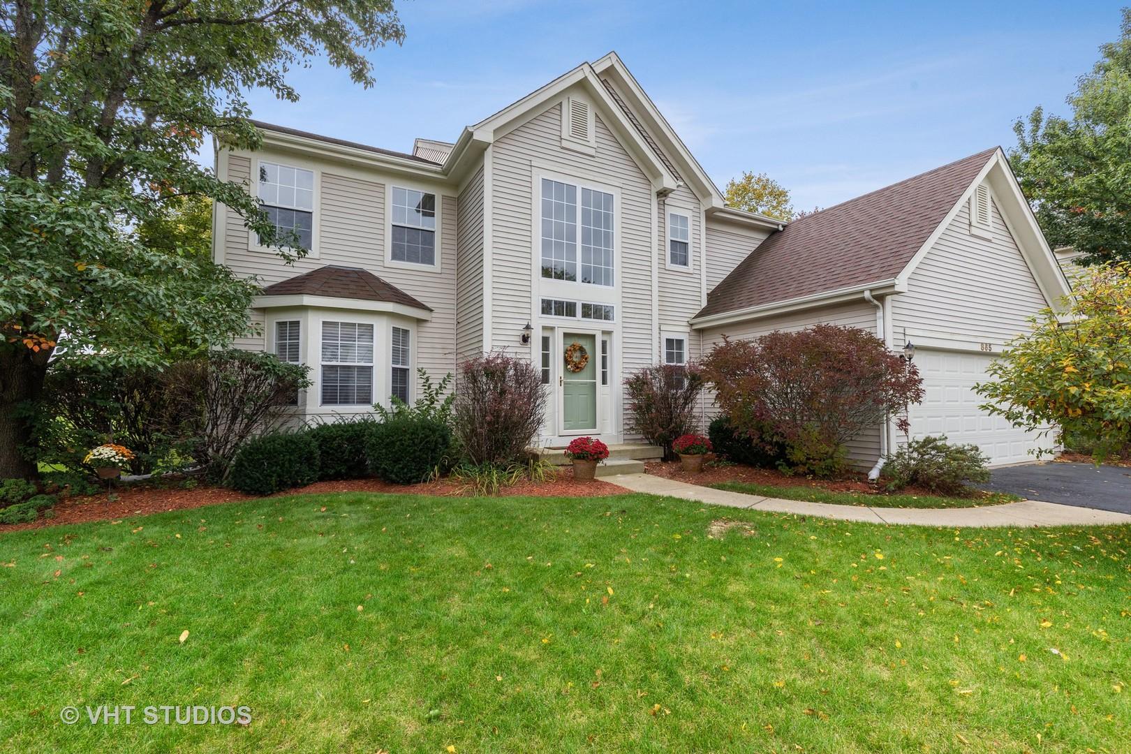 865 Huntington Circle, Lake Villa, Illinois 60046