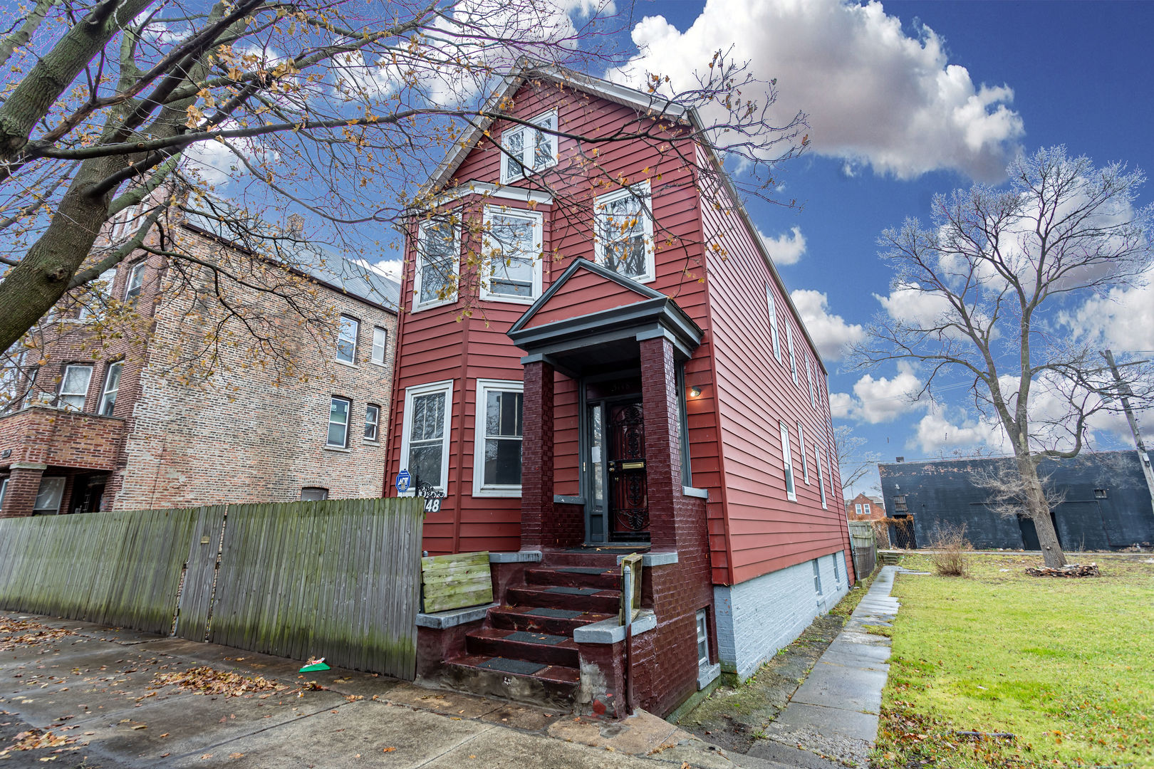 5148 S winchester Exterior Photo