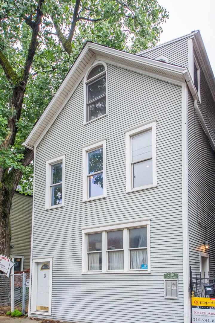 2140 W BELMONT Exterior Photo
