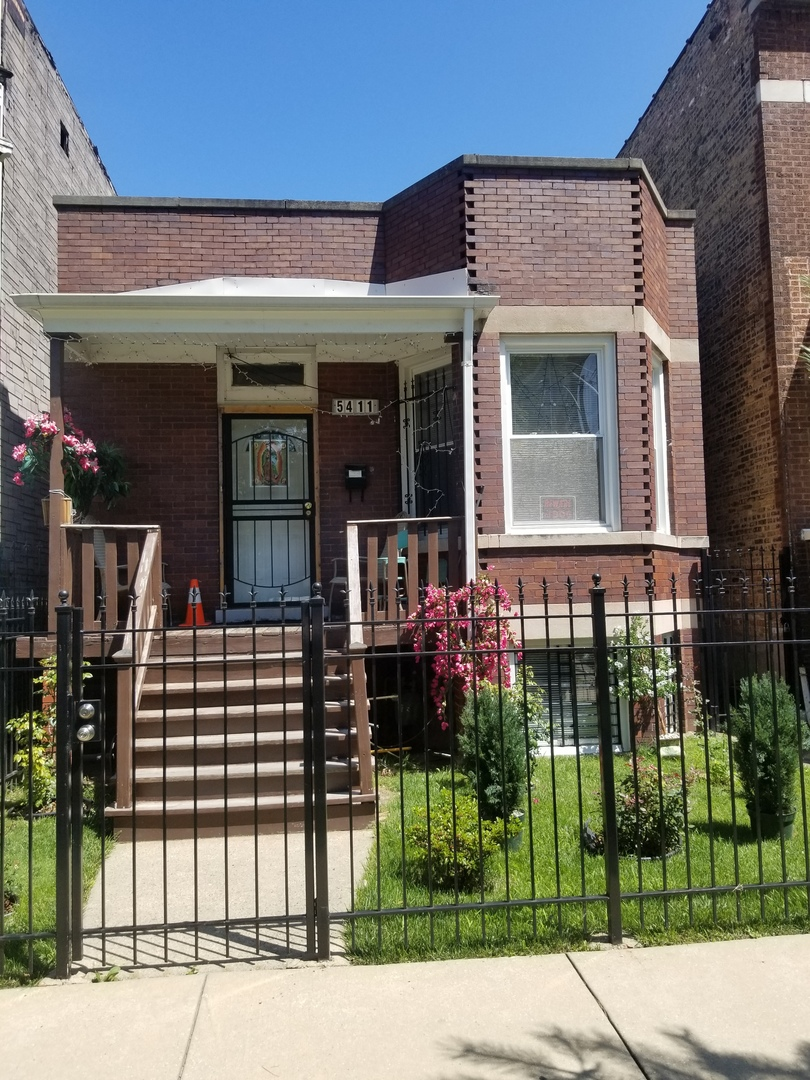 5411 S HONORE Exterior Photo
