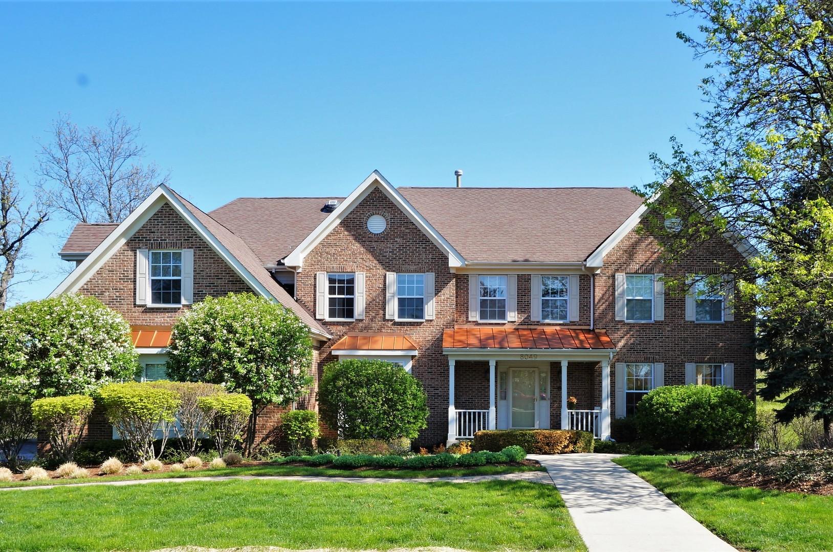 8049 Breckenridge Drive, Long Grove, Illinois 60047