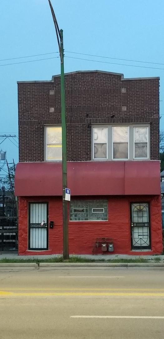 7251 S Ashland Exterior Photo