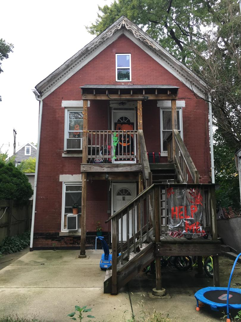 2436 S Trumbull Exterior Photo