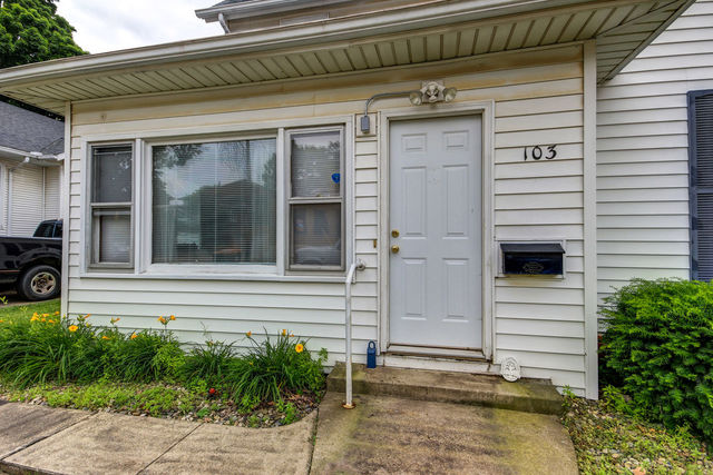 103 East Lafayette, Monticello, Illinois, 61856
