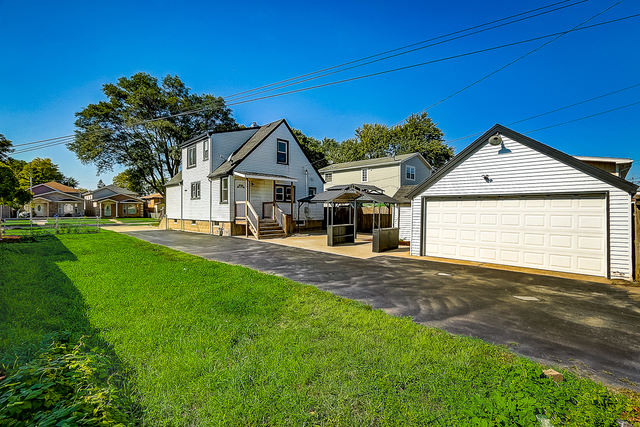 1815 North 36th, Stone Park, Illinois, 60165