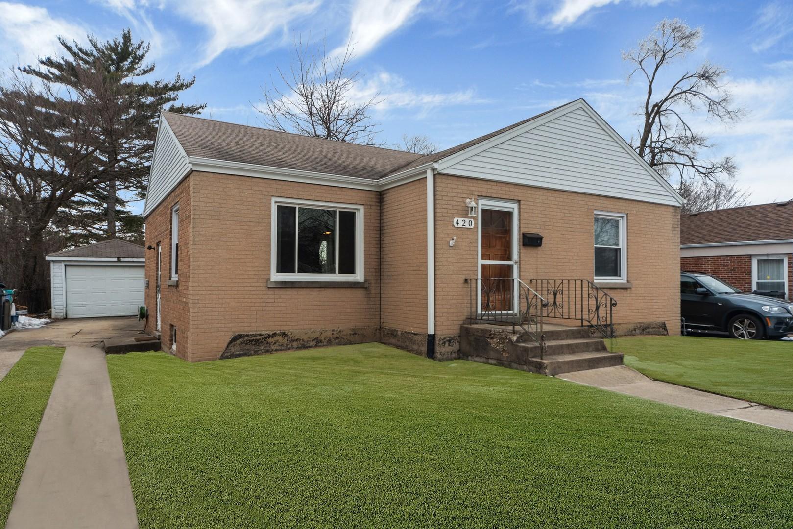 420 North Hillside, Hillside, Illinois, 60162