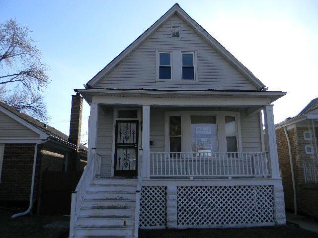 8805 S Marshfield Exterior Photo