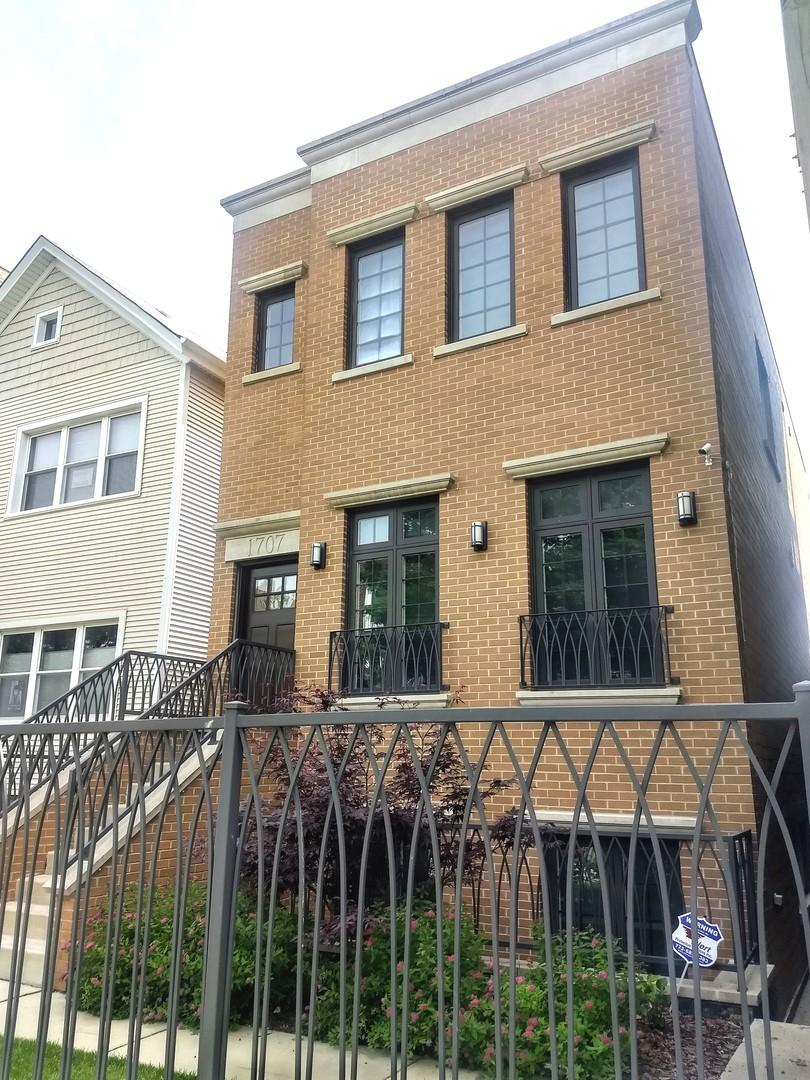 1707 N Whipple Exterior Photo
