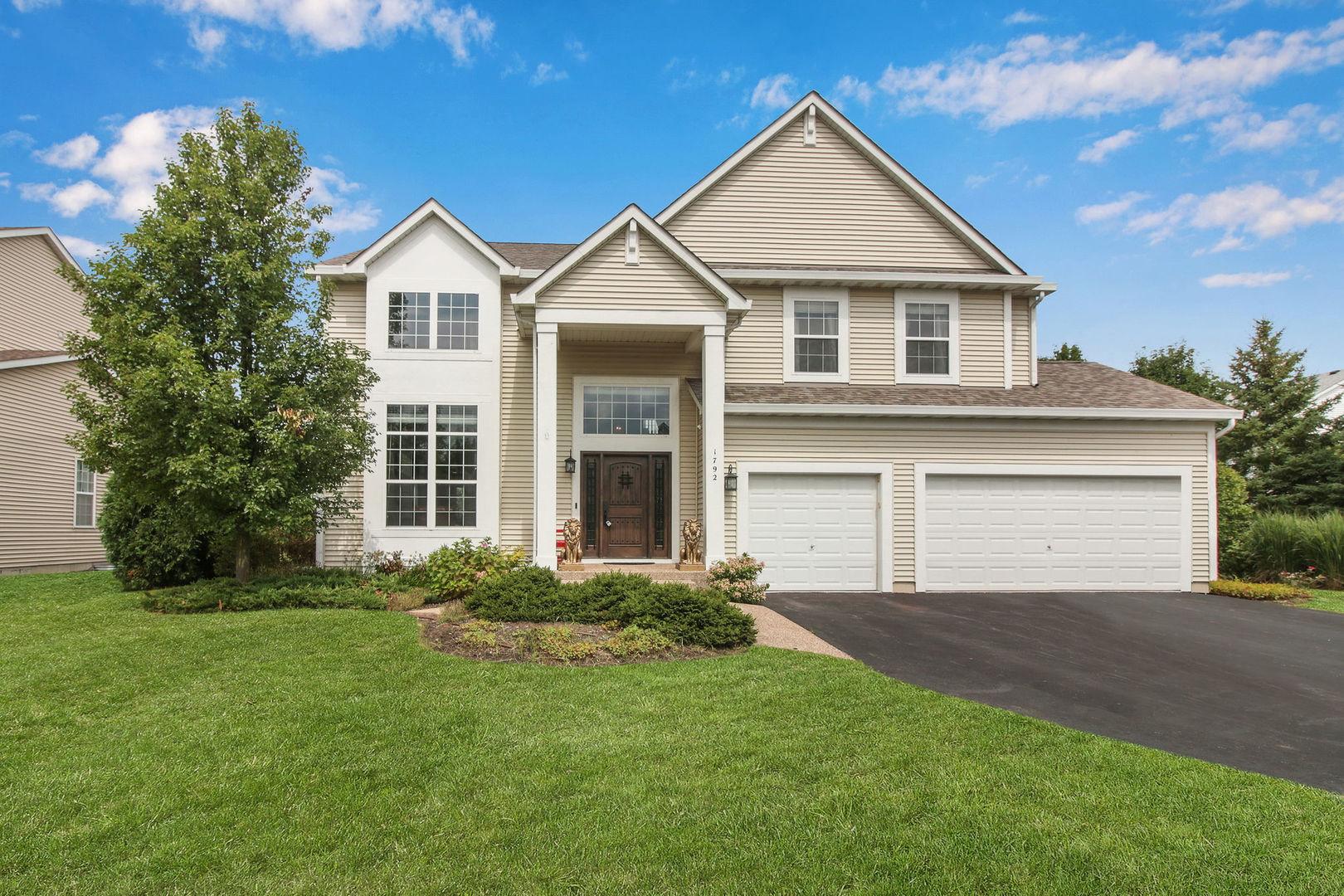 1792 Prairie Ridge Circle, Lindenhurst, Illinois 60046