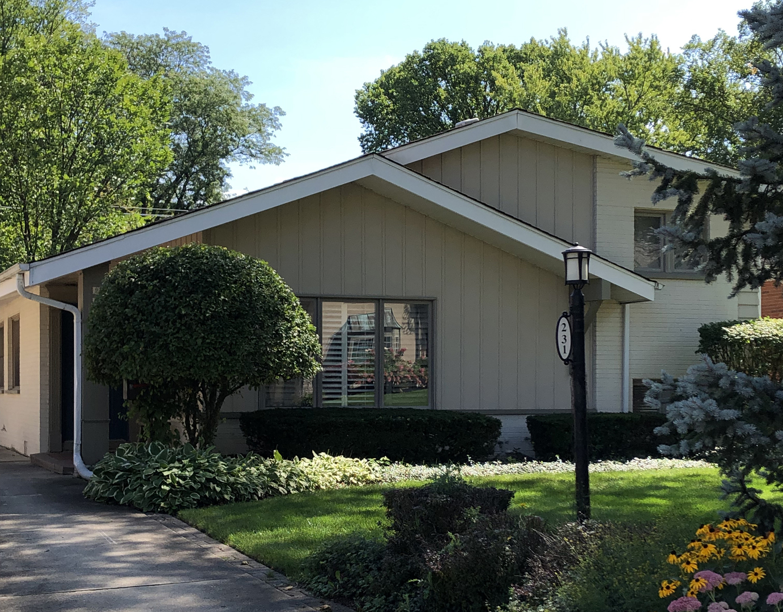 231 South Thurlow, Hinsdale, Illinois, 60521