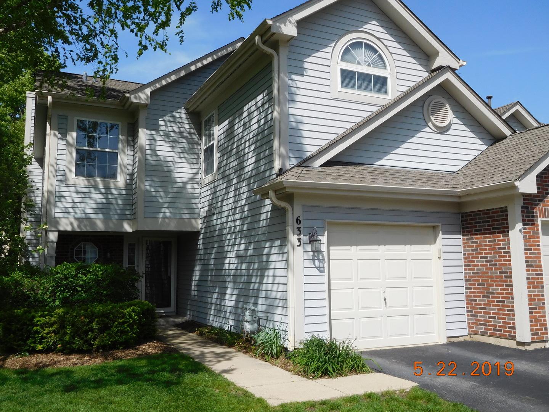 633  Cobblestone,  ELGIN, Illinois