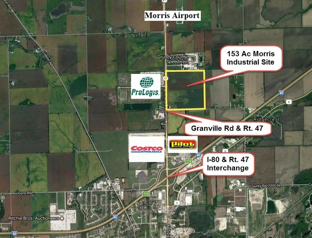 Property for sale at 8070 North State Route 47 Highway, Morris,  IL 60450