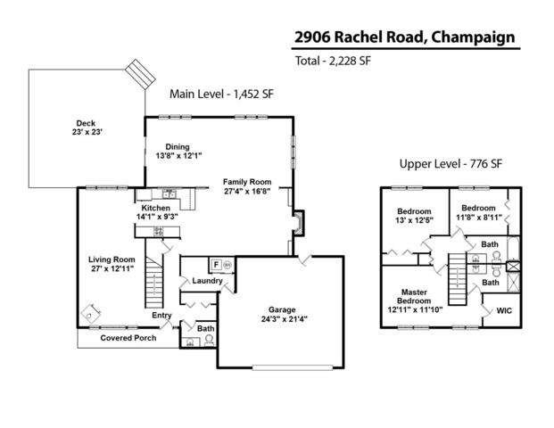 2906 Rachel, Champaign, Illinois, 61822