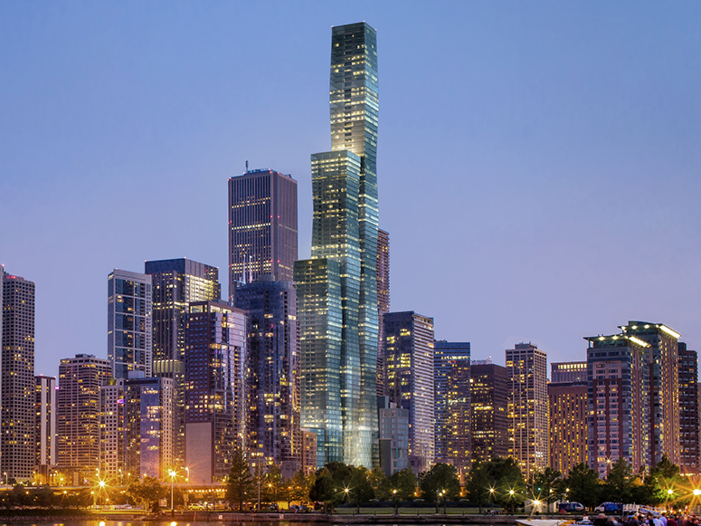 363 E Wacker Drive 1907, Chicago, IL 60601