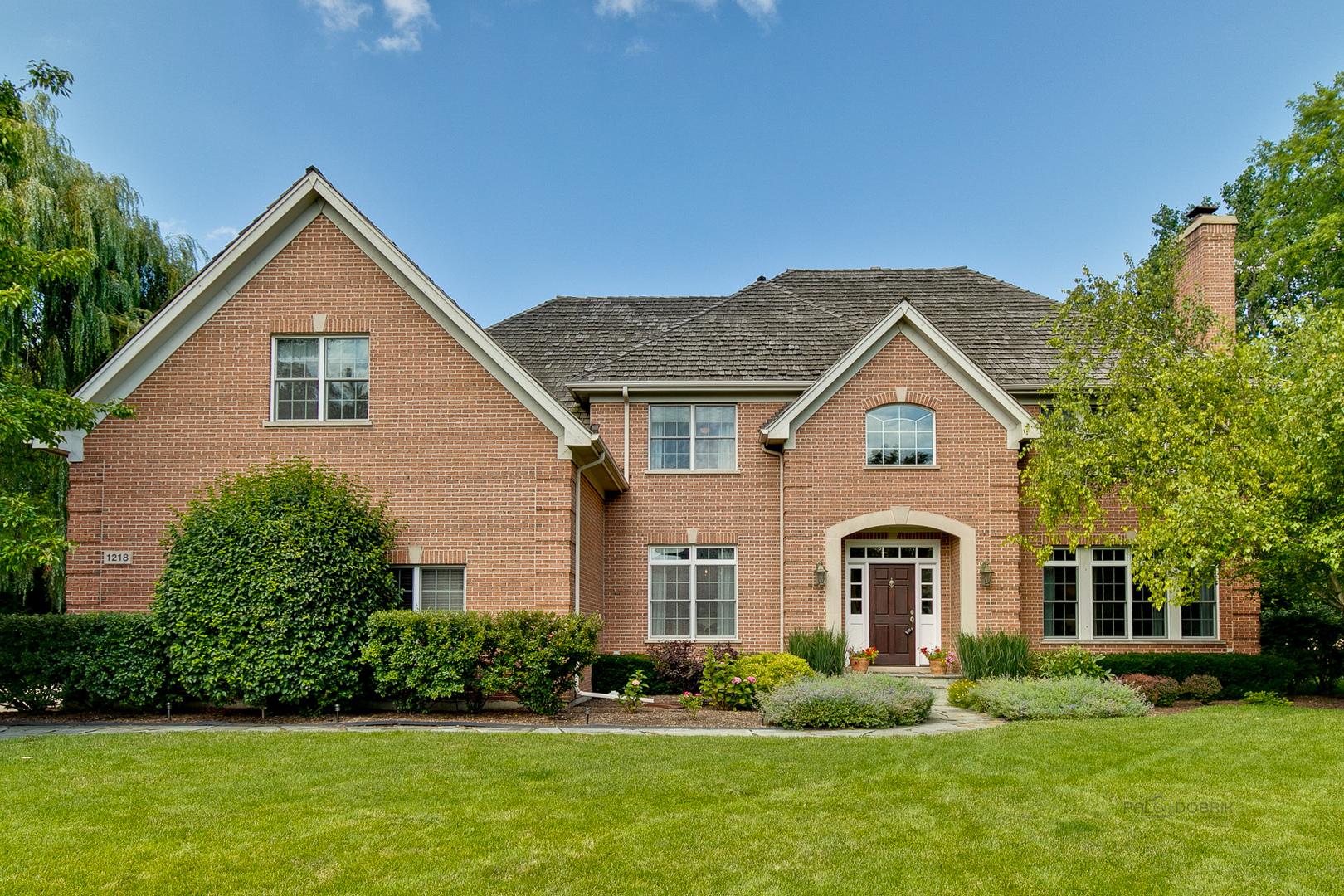 1218 Checkerberry Court, Libertyville, Illinois 60048