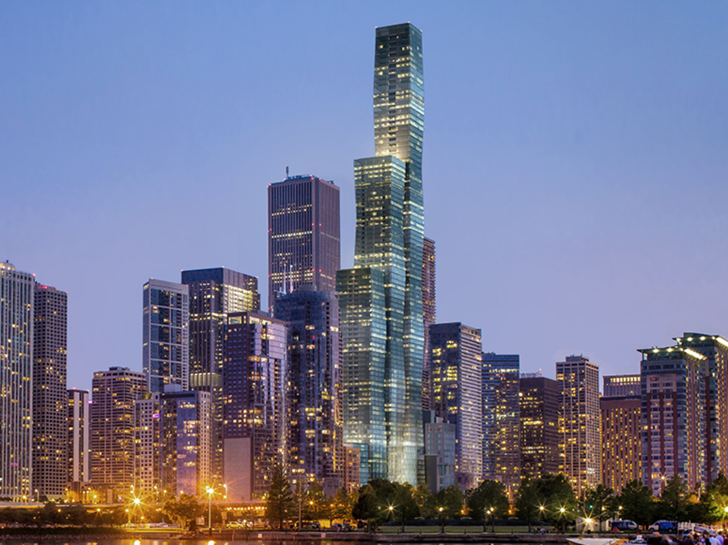 363 E Wacker Drive 3104, Chicago, IL 60601