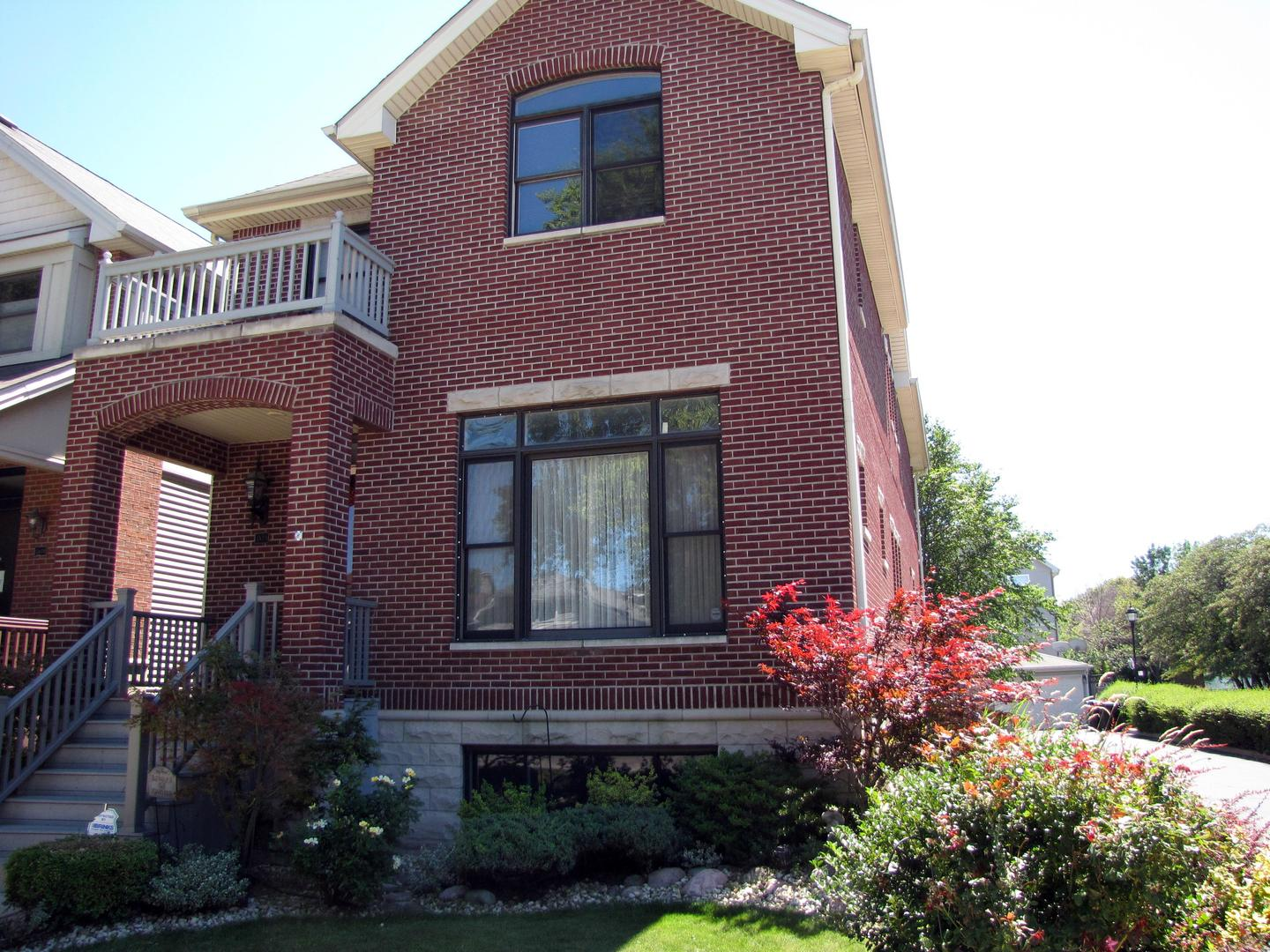 Single Family Home for Sale at 2459 West Grace Street 2459 West Grace Street Chicago, Illinois,60618 United States