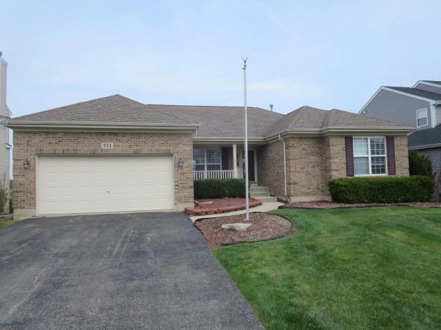 311 Cross Creek Lane, Lindenhurst, Illinois 60046