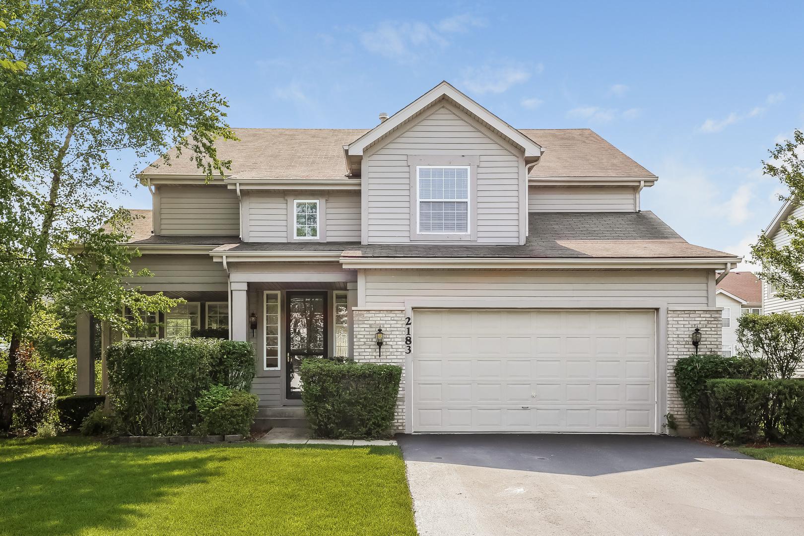2183 Avalon Drive, Buffalo Grove, Illinois 60089