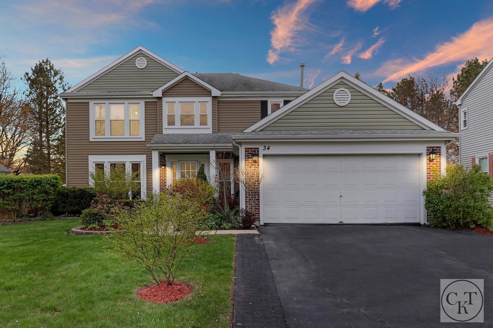 34 Royal Oak Drive, Vernon Hills, Il 60061