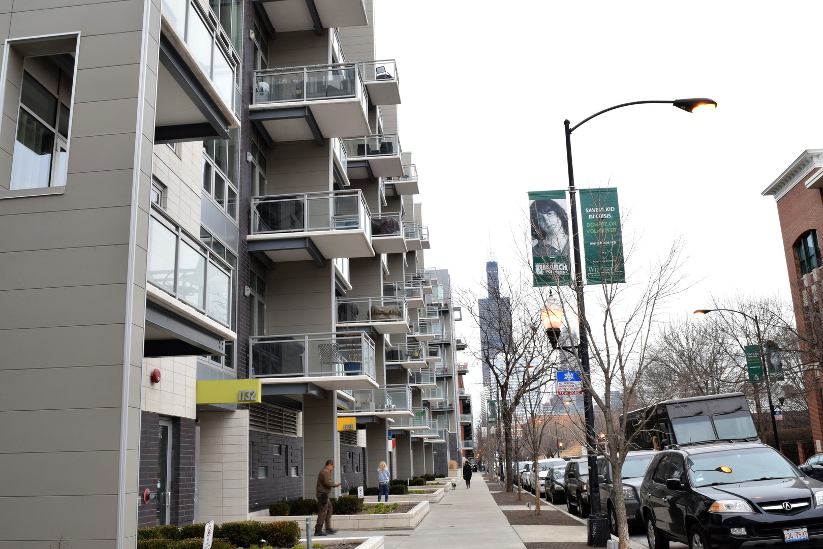 3 Apartment in Near West Side