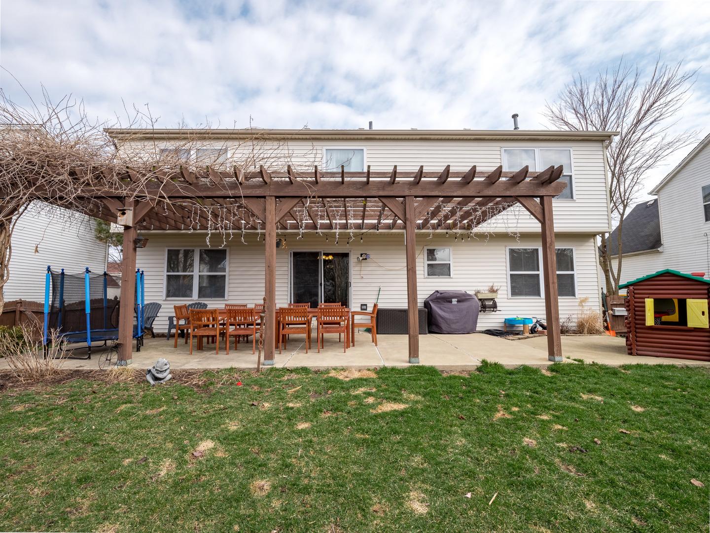 5208 Kingsbury Estates, PLAINFIELD, Illinois, 60586