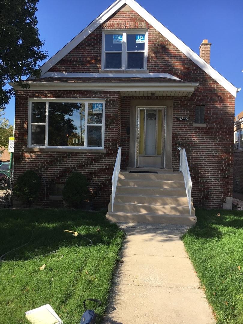 5856 S Spaulding Exterior Photo
