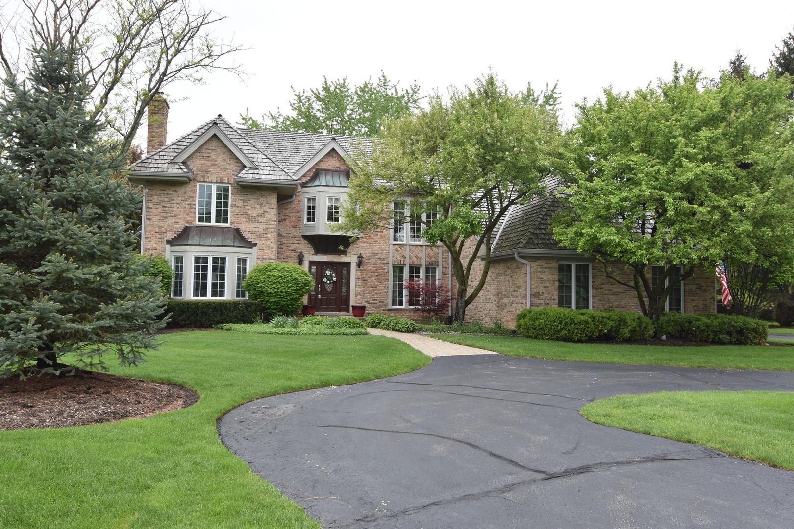 6603 Cobblestone Lane, Long Grove, Illinois 60047