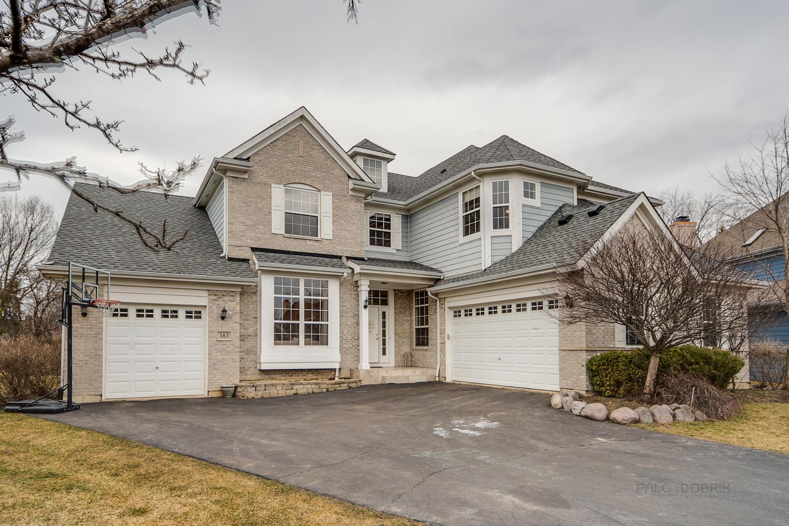 383 Colonial Drive, Vernon Hills, Il 60061