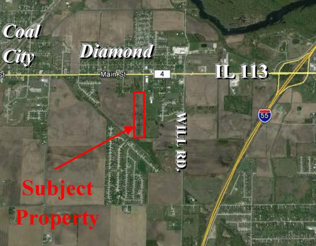 Border Street, Diamond, IL 60416