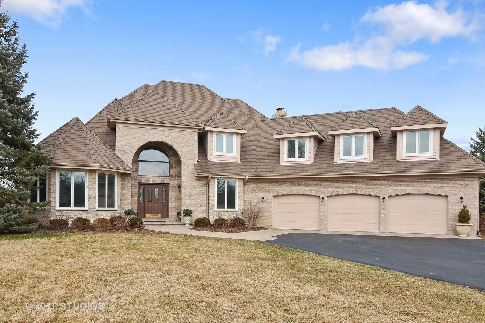 21496 Greenwood Drive, Kildeer, Illinois 60047