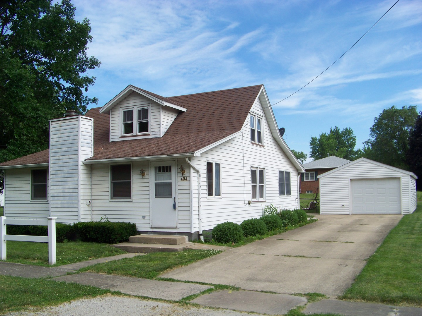 404 West Oglesby, Monticello, Illinois, 61856