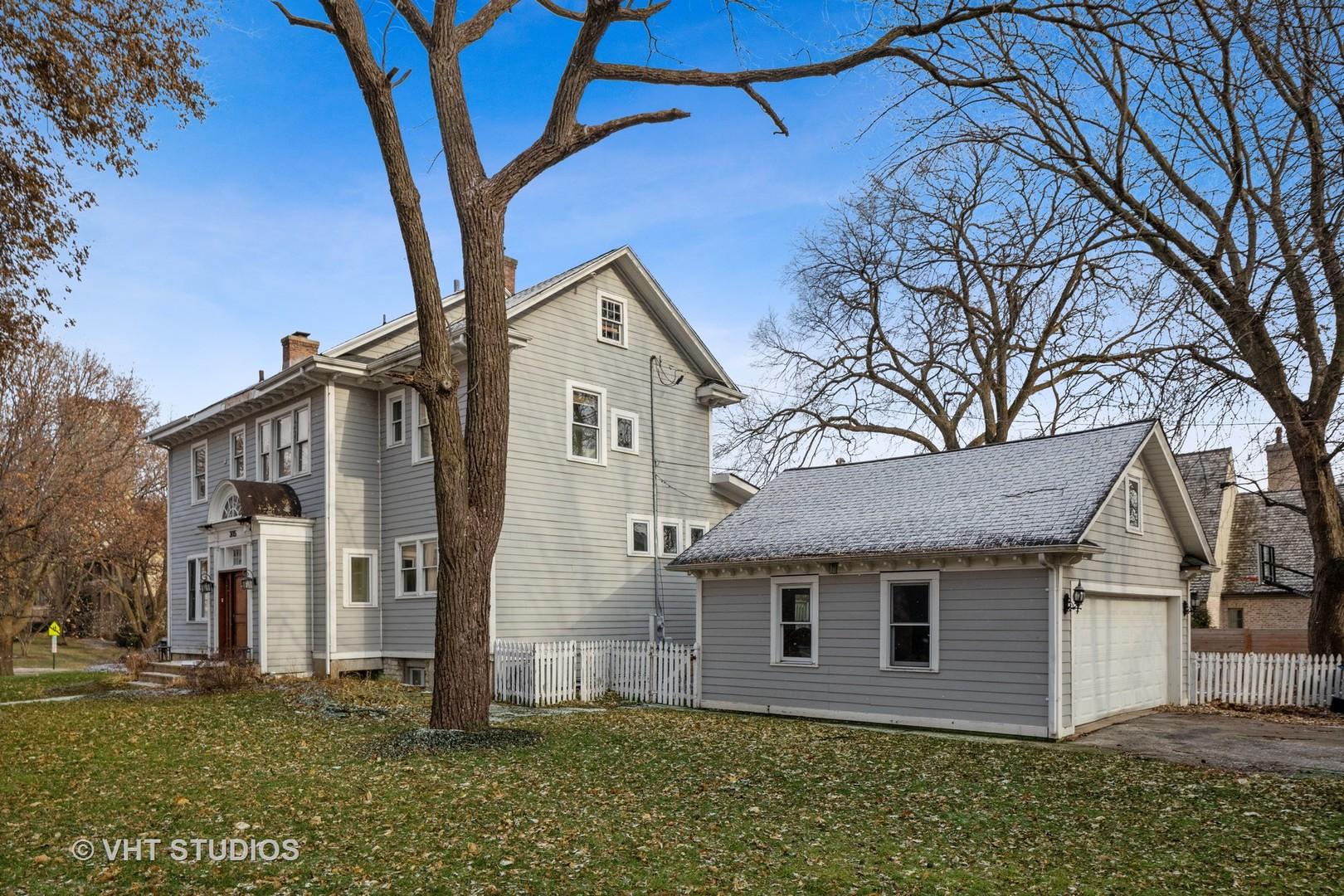 305 South Garfield, Hinsdale, Illinois, 60521