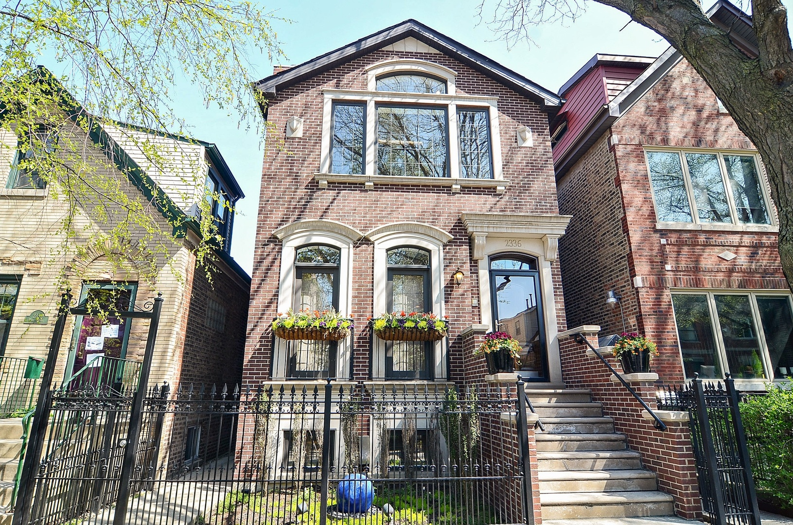 3 House in Logan Square
