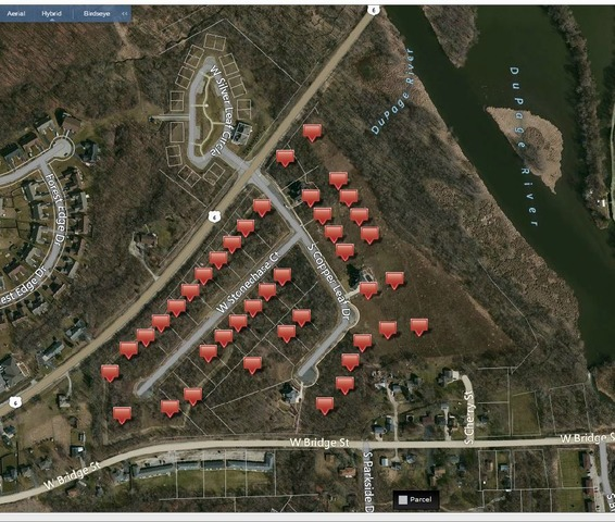 Property for sale at 35 Lots Copper Leaf Drive, Channahon,  IL 60410