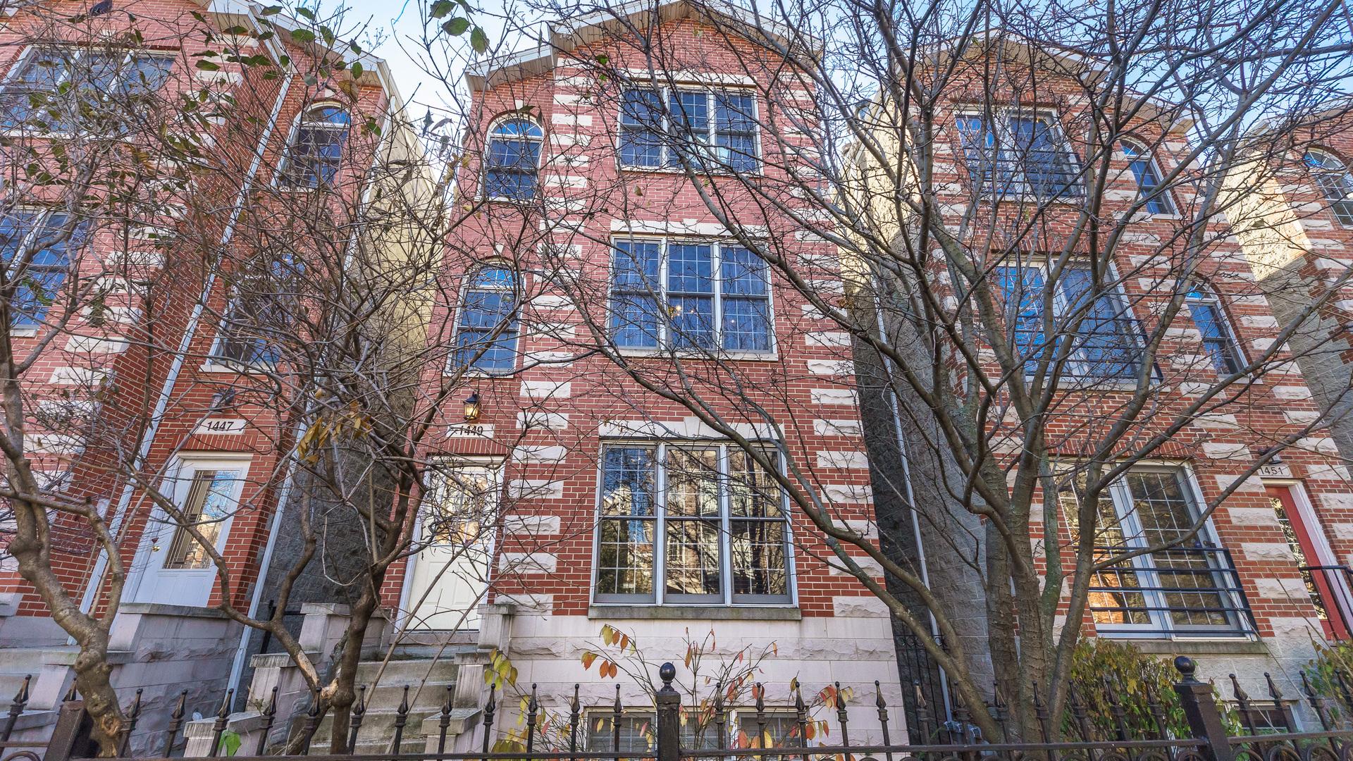 1449 W Walton Exterior Photo