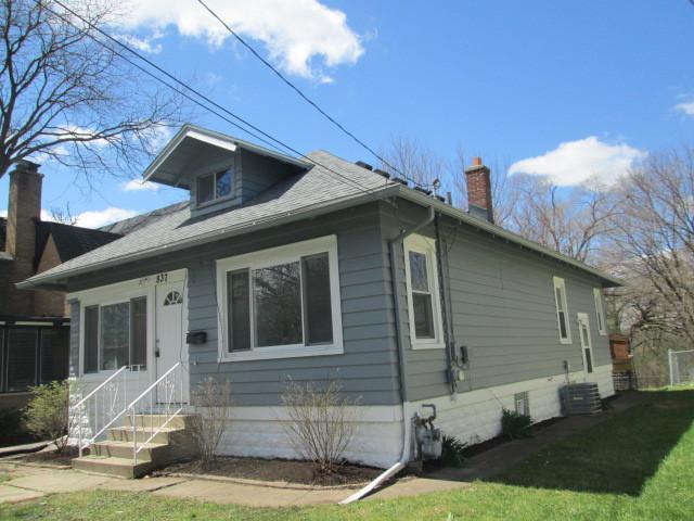 837 DOUGLAS, AURORA, Illinois, 60505