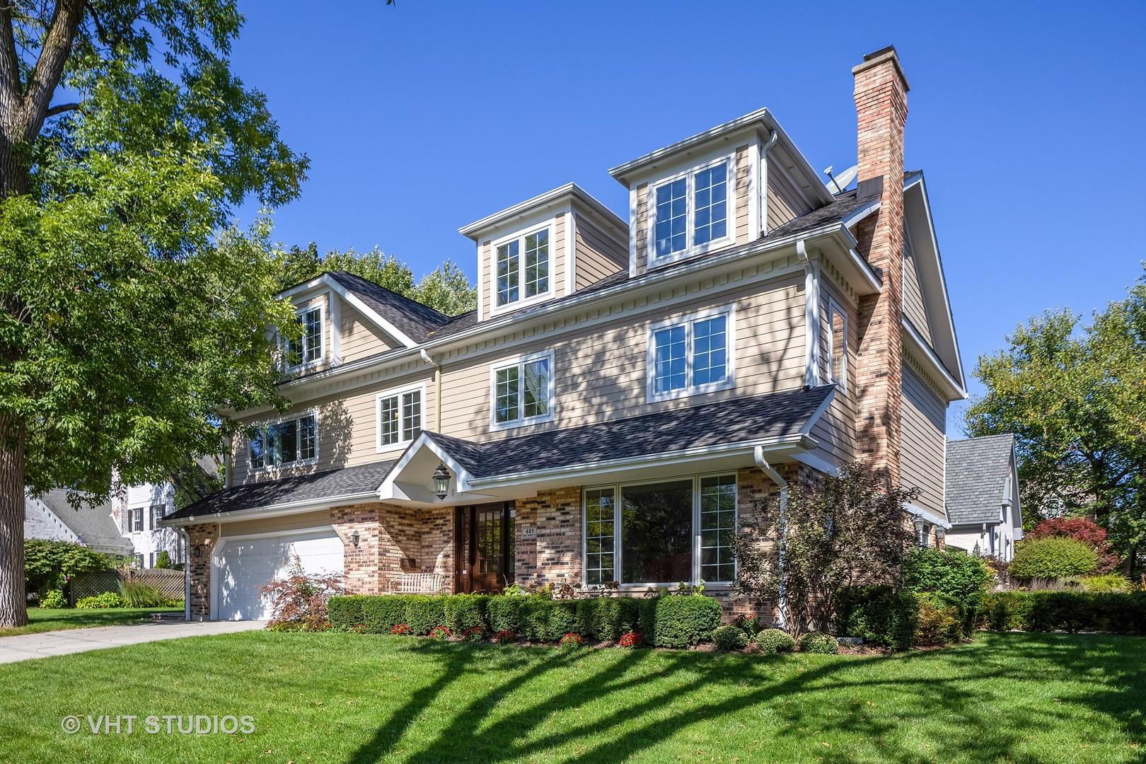 401 West Maple, Hinsdale, Illinois, 60521