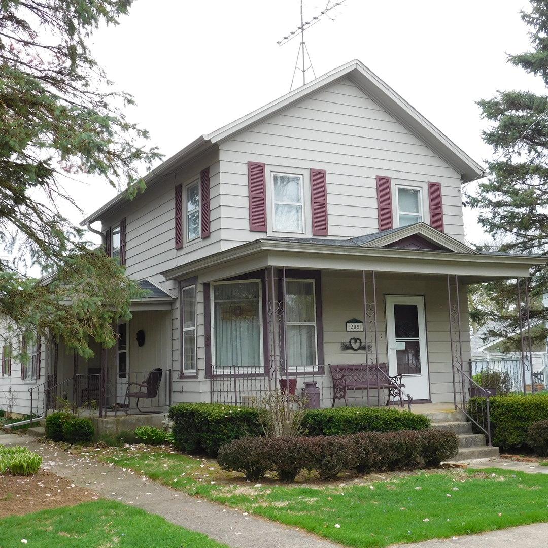 205 N ILLINI Street, Shabbona, IL 60550
